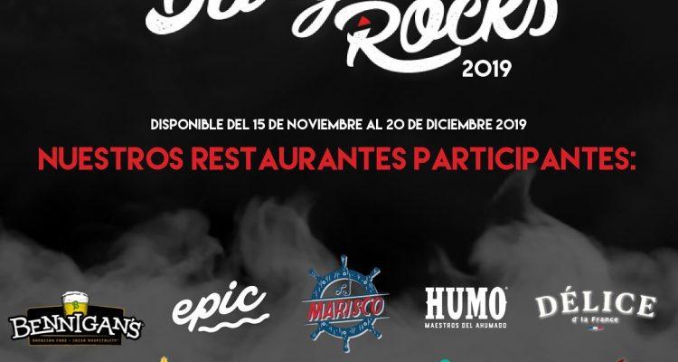 Burger Rocks 2019