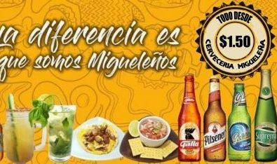 Cervecería Migueleña...