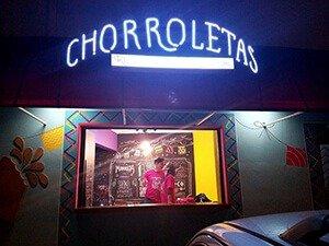 Chorroletas